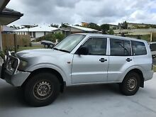 2002 Pajero 3.2 diesel 4x4 Casuarina Tweed Heads Area Preview