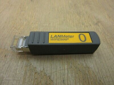 Fluke Networks Lanmeter Lan Meter Wiremap 0