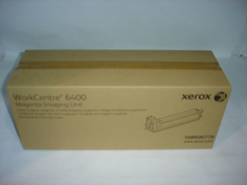 Xerox WorkCentre 6400 Magenta Imaging Unit 108R00776