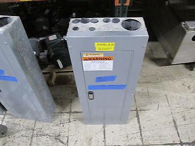 Siemens Main Lug Circuit Breaker Panel P1c42ml250cts 250a Max 208y120v 3ph 4w