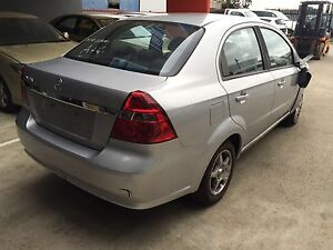 WRECKING 2008 TK HOLDEN BARINA SEDAN MANY PARTS AVAILABLE CHEAP!! Craigieburn Hume Area Preview