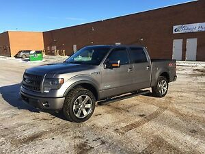 2013 Ford F-150 FX4 with warranty