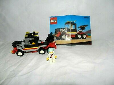 Lego Classic Town Race 6669 Diesel Daredevil 100% Complete w/ Instruction Manual