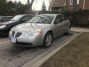 Pontiac G6 2006 Safetied & E-Tested O.B.O