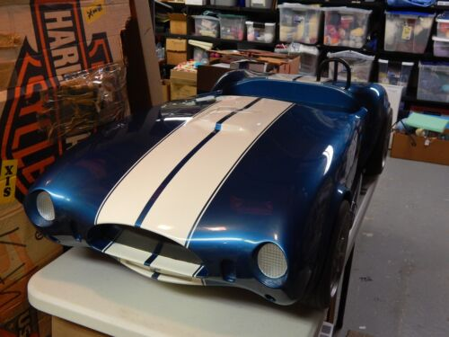 ford shelby  cobra 1/3 scale car      looks real