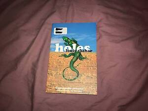 Holes by Louis Sachar Thornlie Gosnells Area Preview