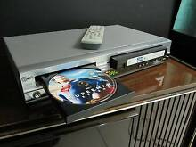 Retro quality 6 Head HIFI VHS. VCR. & DVD PLAYER. East Brisbane Brisbane South East Preview