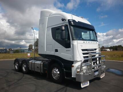 IVECO STRALIS AS 13, PRIME MOVER