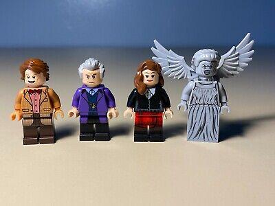 Lego Ideas Doctor Who Minifigures lot 21304