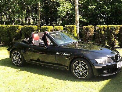 BMW Z3 2.2i Sapphire Edition LOW MILES - 54k M Sport Black/ Red Interior