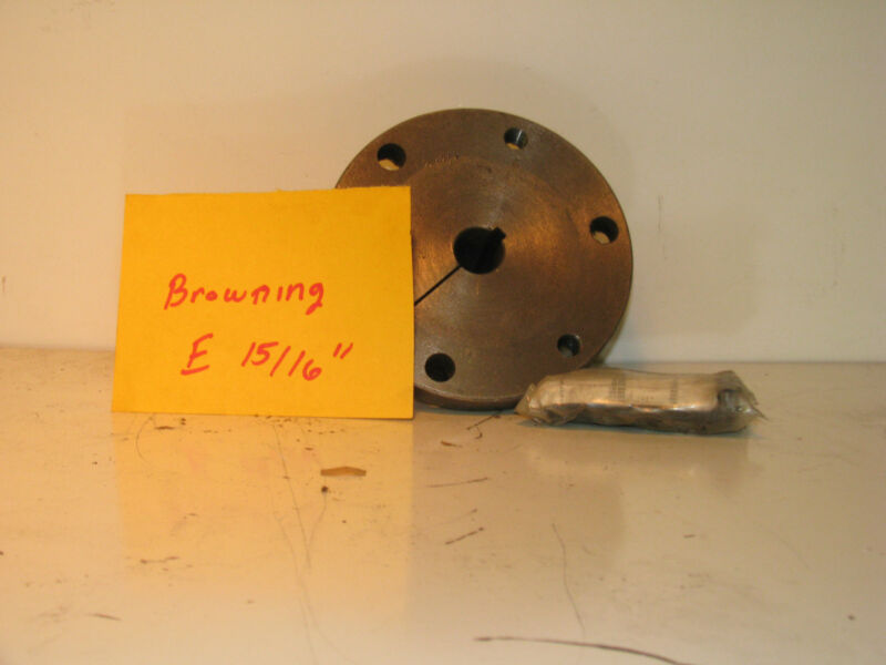 "Browning QD Bushing, 2.8125"" Bore, E 15/16"