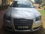 Audi A3 Sportback 2006, Ambition,  low km, long Rego Woodbine Campbelltown Area Preview