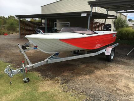 Aluminium runabout - great all rounder