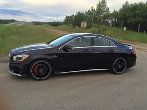 2014 Mercedes CLA45 AMG 355hp Turbo AWD. Must See !