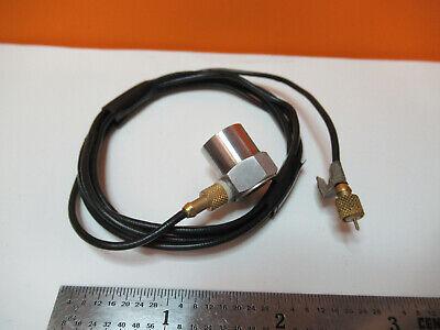 Bruel Kjaer 4339 Accelerometer Vibration Sensor Plus Cable As Pictured 6-dt-f