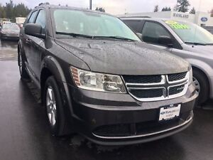 2013 Dodge Journey R/T LOW KMS, LOCAL