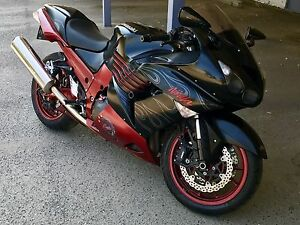 ZX14 special edition 2008