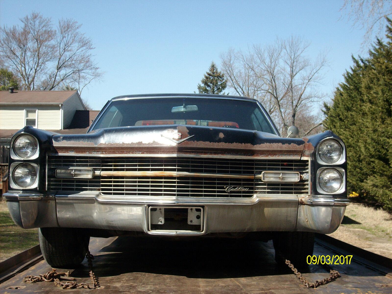 1966 Cadillac Other  1966 Cadillac Calais 4dr