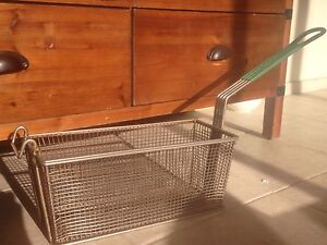 Upcycle deep fryer baskets Leopold Geelong City Preview