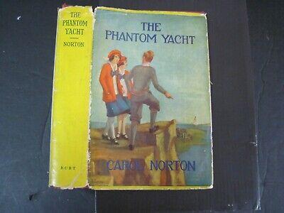 GIRLS SERIES-WEST-NORTON-THE PHANTOM YACHT   IN DUST JACKET