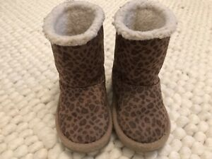 Toddler Girl Sand Winter Boots ROXY Size 6