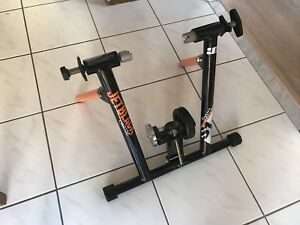 Indoor bicycle trainer - very rarely used