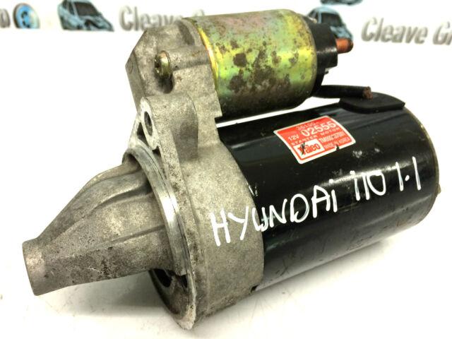 Hyundai i10 Starter motor  1.1 36100-02555