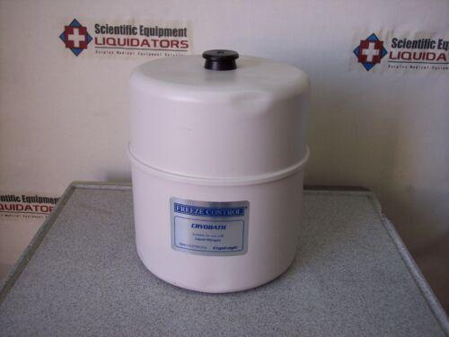 CryoLogic Freeze Control Cryobath