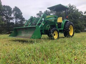 John Deere 4520 55hp tractor Glenorie The Hills District Preview