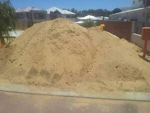 FREE CLEAN FILL SAND , FREE DELIVERY , BALGA AREA ONLY Quinns Rocks Wanneroo Area Preview