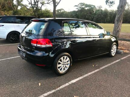 Volkswagen golf 2012 manual hatch for sale must go this friday black 2012 volkswagen golf 90tsi trendline fandeluxe Images