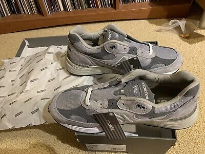 New Balance 992 M992GR Size 13 D Made In USA Sold Out Limited Steve Jobs NB Kith