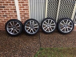 """VE SSV 19"""" Wheels with Pirelli Tyres Barden Ridge Sutherland Area Preview"""