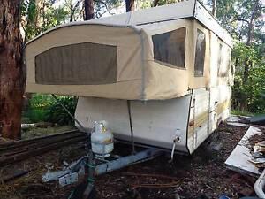 Caravan Jayco Swan / Advance Koala 1987 Red Hill Mornington Peninsula Preview