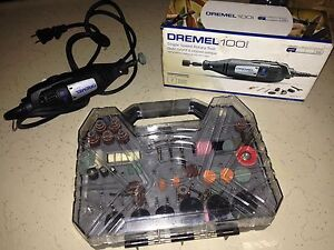 Dremel tool with accesories $40