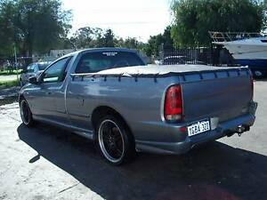2003 Ford Falcon XR6 Ute Rockingham Rockingham Area Preview