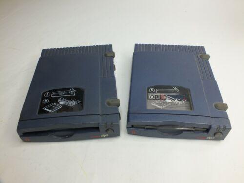 2- Iomega Zip 100 External Drive Parallel Zip Drives- See Description Please