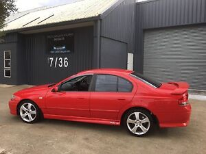 FORD FALCON XR6 TURBO RENT TO OWN NO INTREST Eagle Farm Brisbane North East Preview
