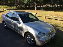 Mercedes-Benz C200 Kompressor Elegance - 95000kms! Woolloongabba Brisbane South West Preview
