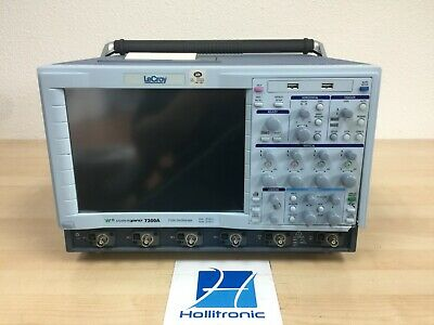 Lecroy Dda3000 Wavepro 7300a 3ghz Oscilloscope Memory Option Vl