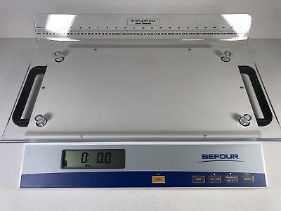 New Befour Mx202 Neonatal Pediatric Infant Baby Scale 45 Lb20 Kg Heavy Duty