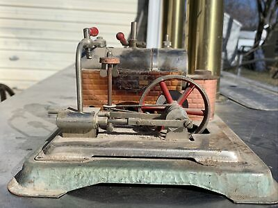 Jensen Mfg. Co. Inc. Steam Engine 65