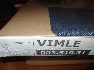 Ikea VIMLE Bezug Armlehne Orrsta schwarzblau 003.510.31 NEU OVP