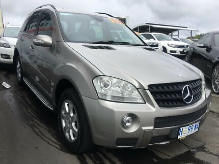 2010 Mercedes Benz Ml 350 Amg Sports Suv Cars Vans Utes