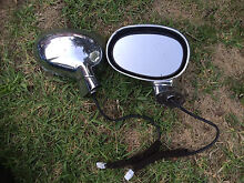 Mazda MX5 Chrome Electric Side Mirrors Rowville Knox Area Preview