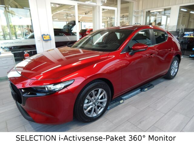 Mazda 3 2.0 SKYACTIV- Selection 150 PS i-Activsense