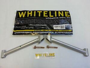 Whiteline REAR Sway Bar Mount Support Brace Subaru Forester 09+ / WRX & STI 08+