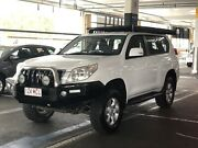 2010  GXL Toyota Landcruiser Prado Wagon Mackay Mackay City Preview