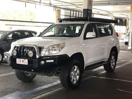 2010  GXL Toyota Landcruiser Prado Wagon Mackay Mackay City Preview