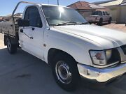 Hilux 2003 petrol/gas 2x4 Perth Airport Belmont Area Preview